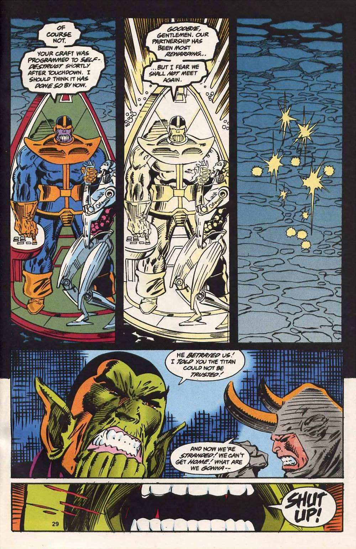 Read online Secret Defenders comic -  Issue #13 - 21