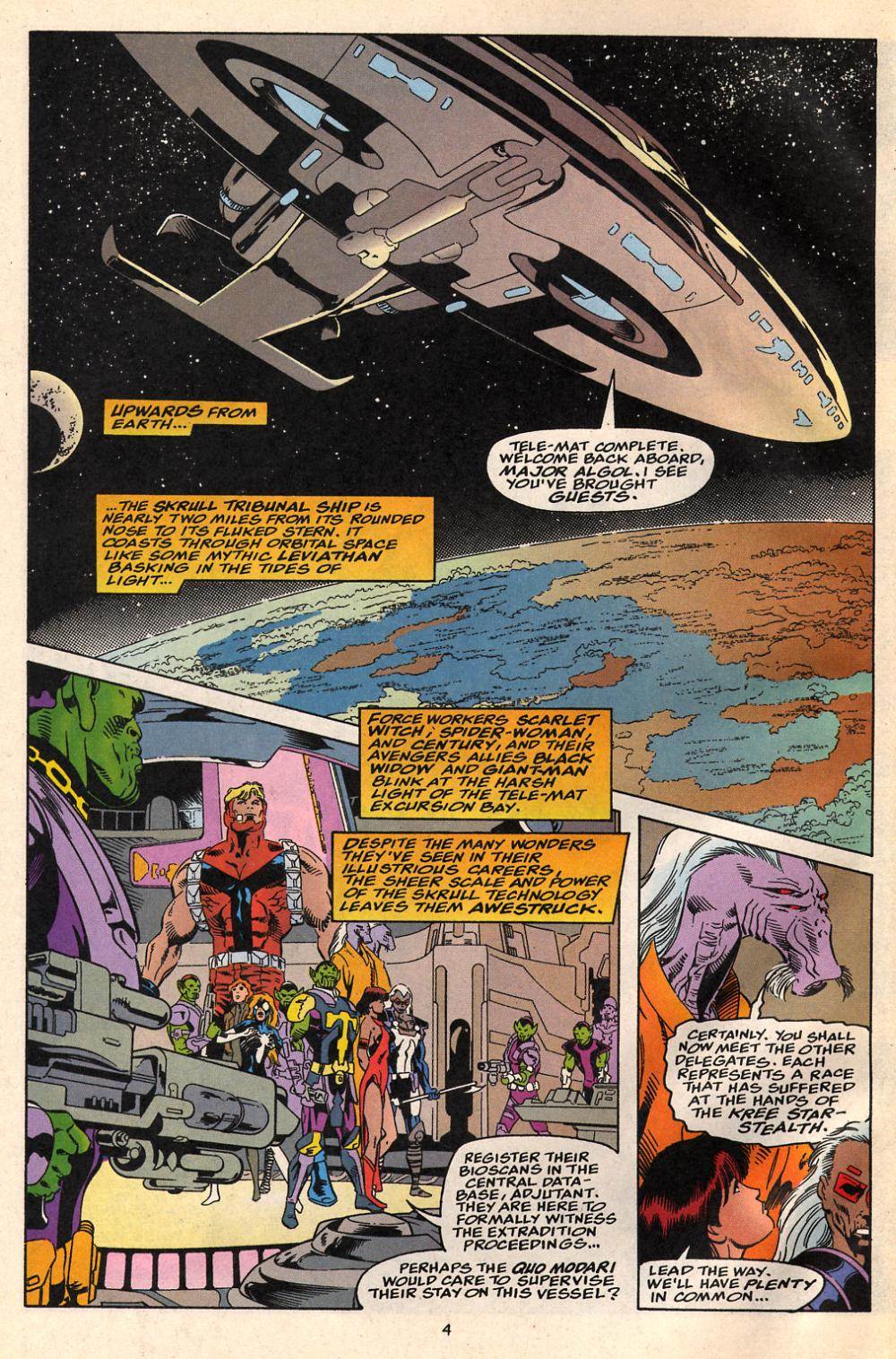 Force Works Issue #14 #14 - English 4