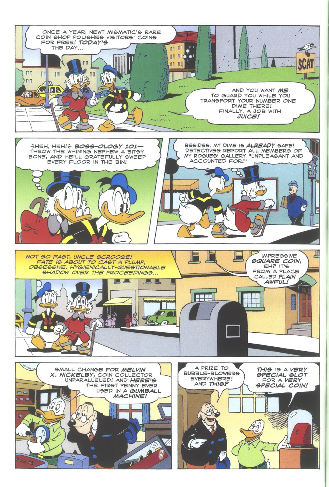 Uncle Scrooge (1953) Issue #367 #367 - English 54