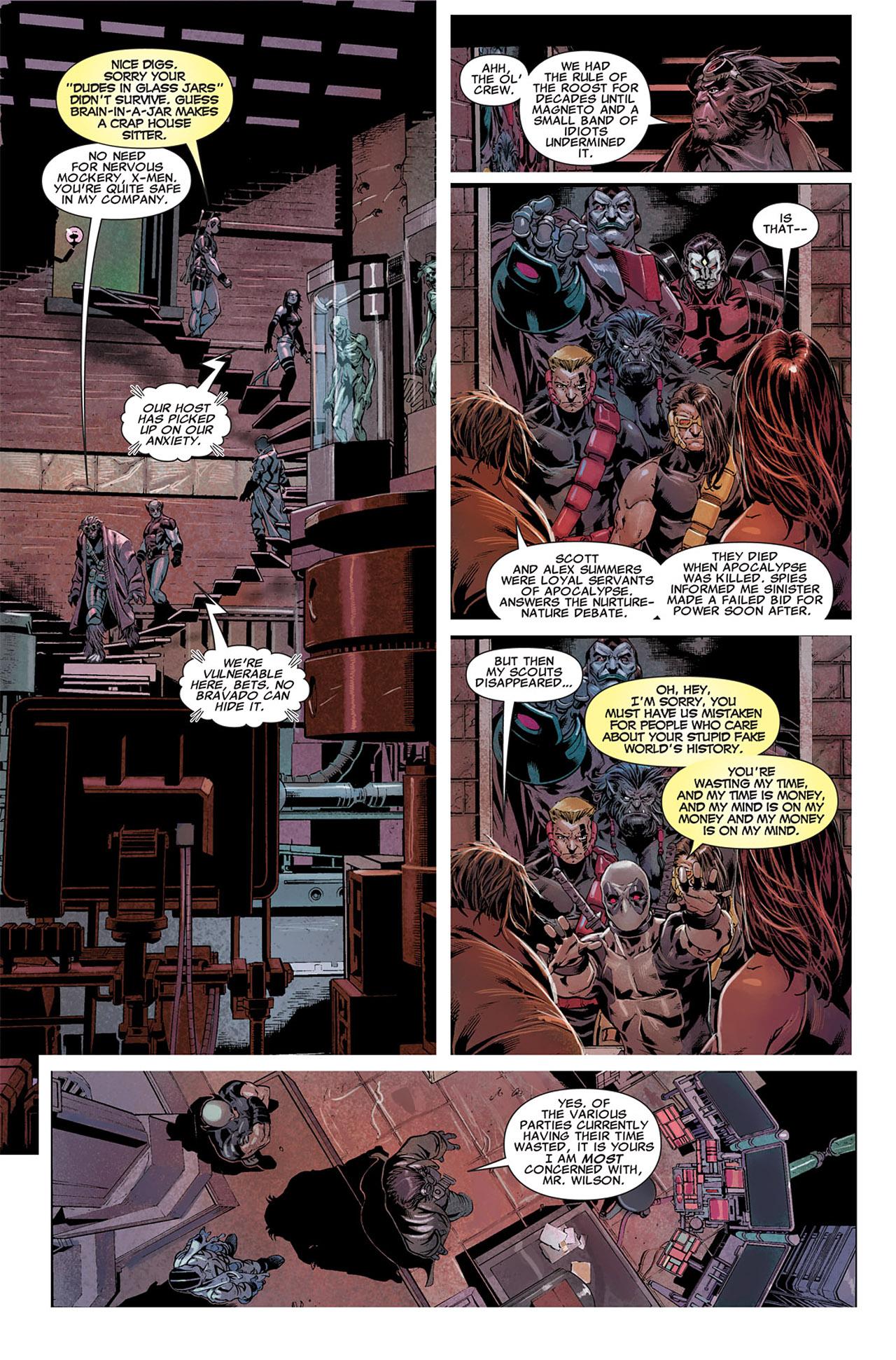 Uncanny X-Force (2010) #11 #26 - English 9