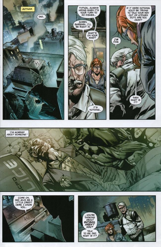 Batman: Arkham Knight [I] Issue #0 #2 - English 3