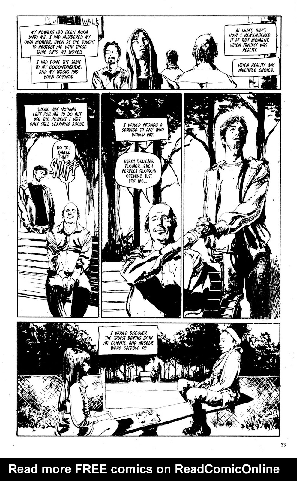 Creepy (2009) Issue #2 #2 - English 35