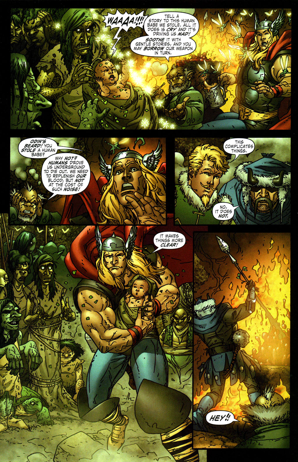 Read online Thor: Blood Oath comic -  Issue #4 - 14