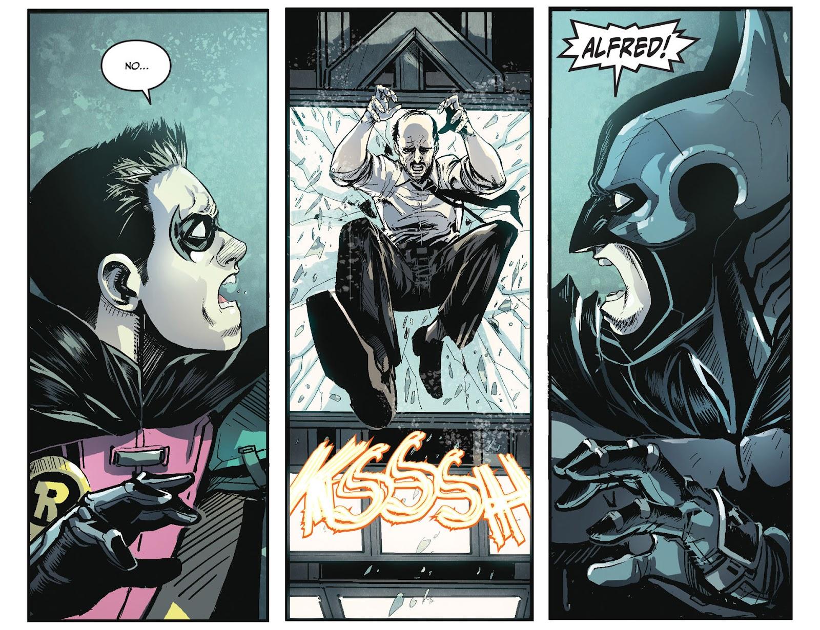 Injustice: Gods Among Us [I] Issue #27 #28 - English 14
