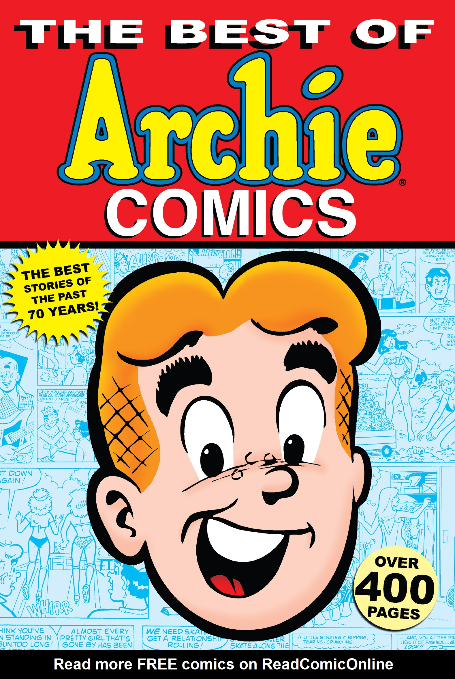 Read online The Best of Archie Comics comic -  Issue # TPB 1 (Part 1) - 1