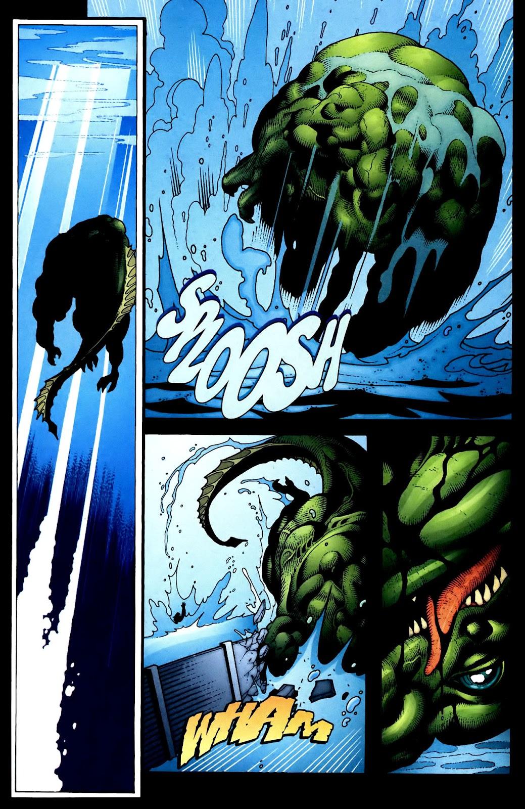 Aquaman (2003) Issue #34 #34 - English 20