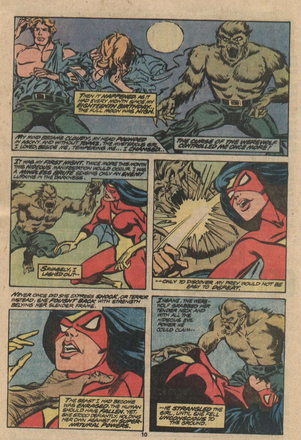 Spider-Woman (1978) Issue #6 #6 - English 7