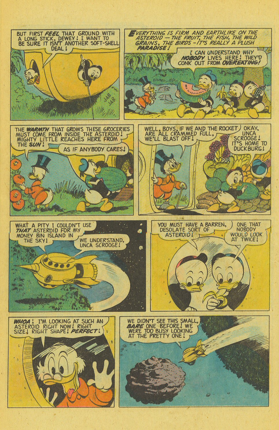 Uncle Scrooge (1953) Issue #143 #143 - English 12