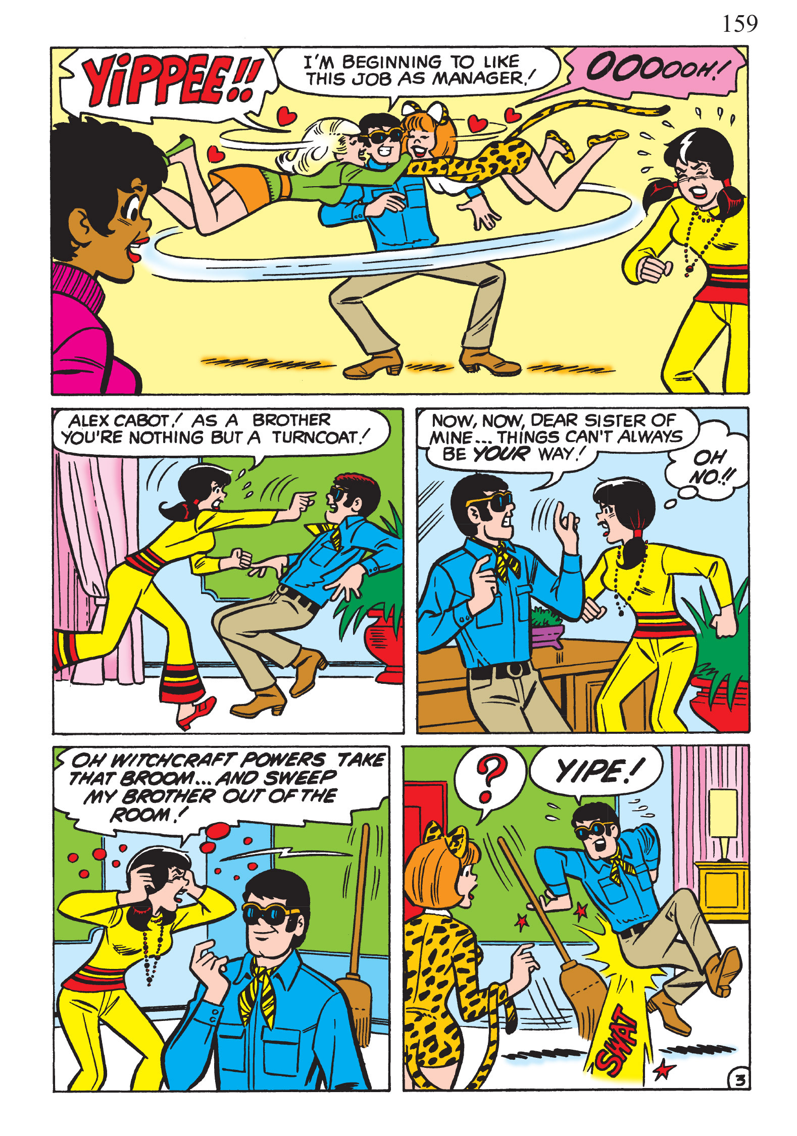 Read online The Best of Archie Comics comic -  Issue # TPB 1 (Part 1) - 156