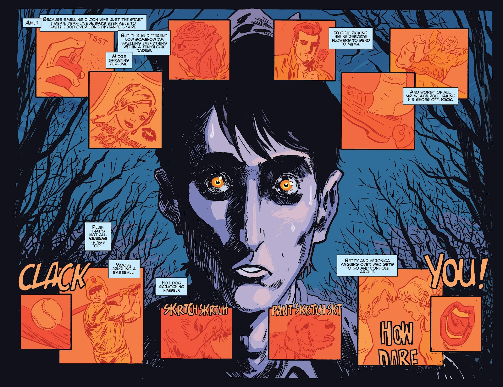 Jughead The Hunger Issue #0 #1 - English 16