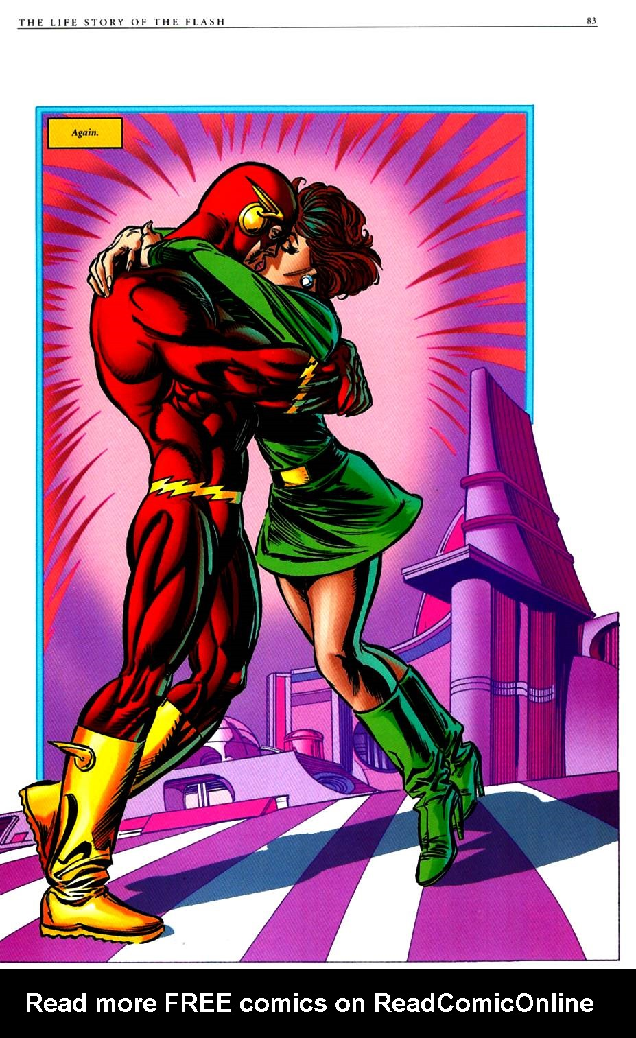 Read online The Life Story of the Flash comic -  Issue # Full - 85