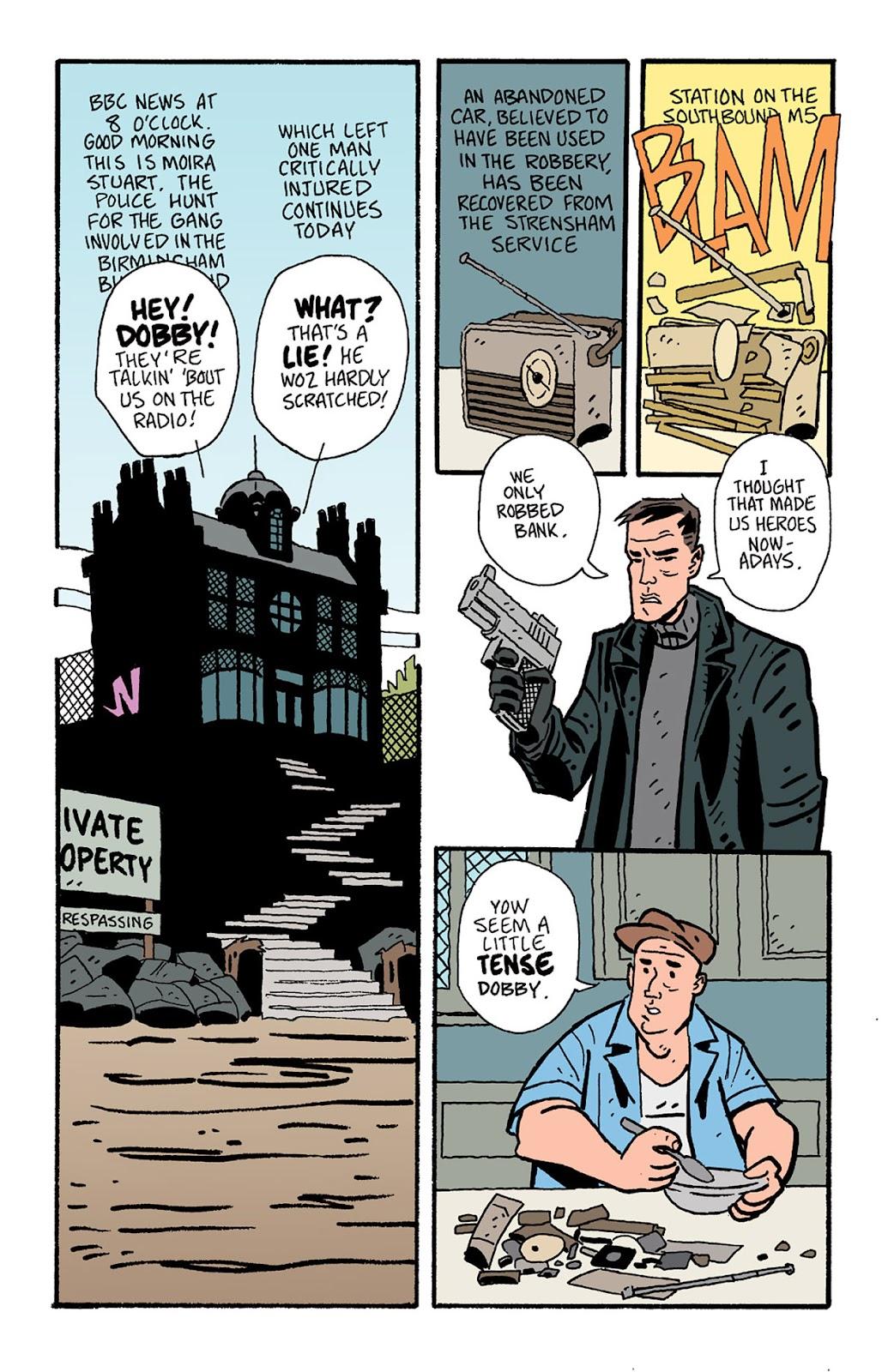 Mudman Issue #2 #2 - English 9