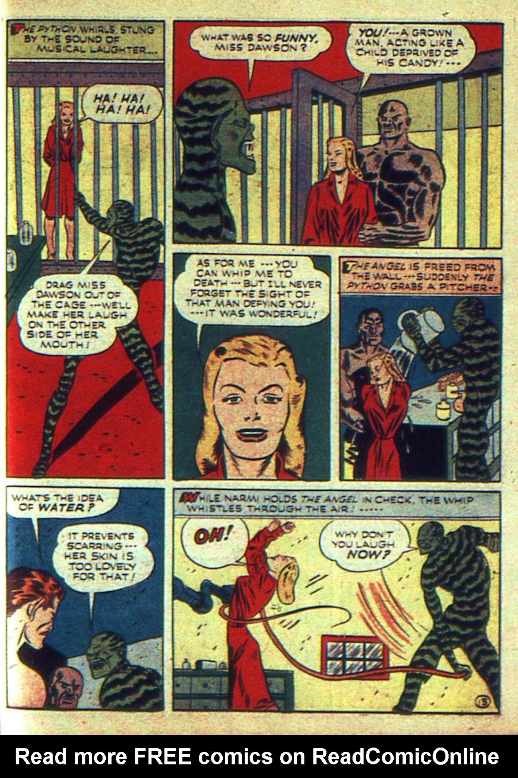 Sub-Mariner Comics Issue #2 #2 - English 59