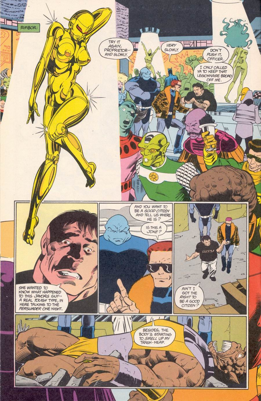Tales of the Legion Issue #349 #36 - English 7