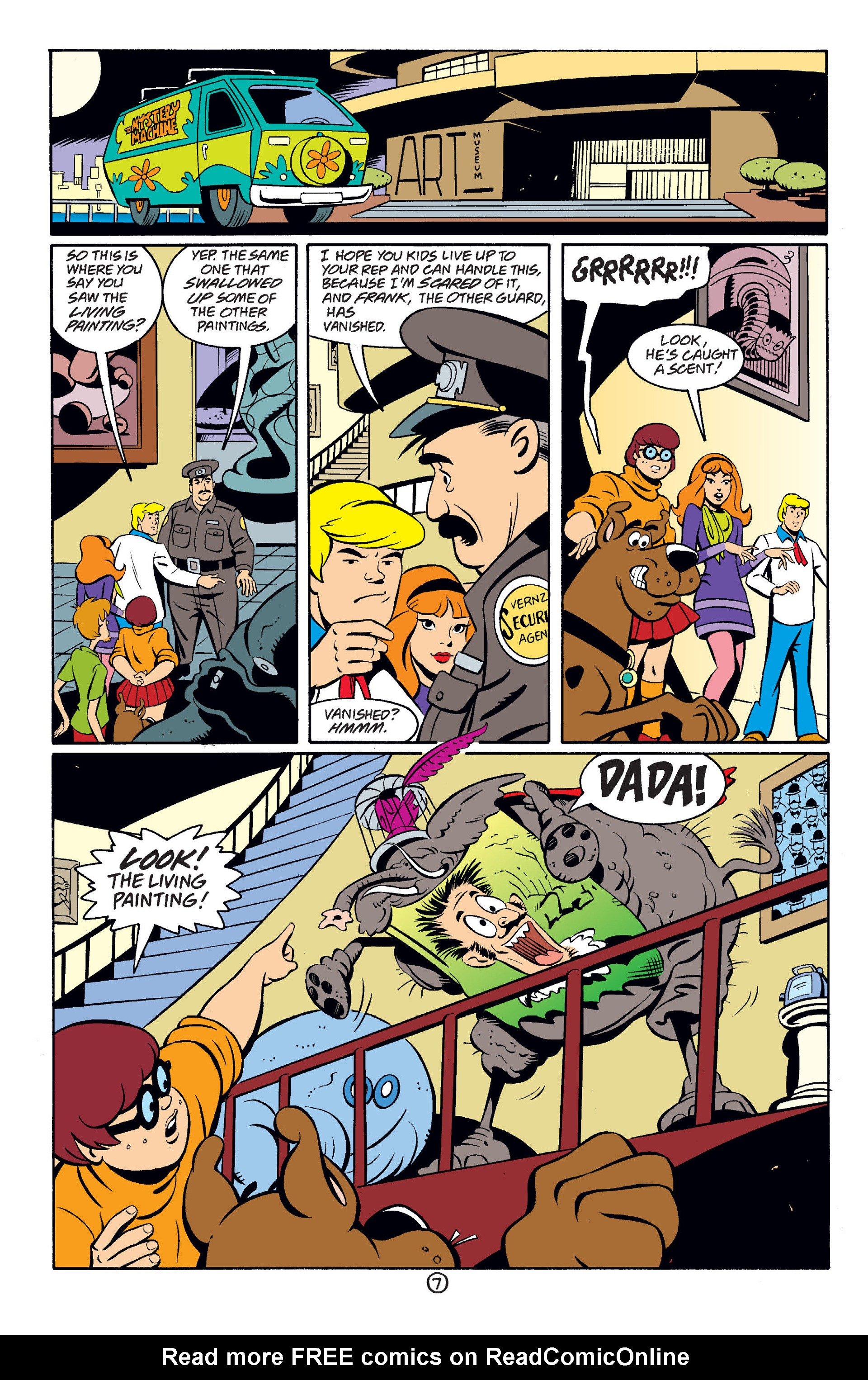 Read online Scooby-Doo (1997) comic -  Issue #36 - 8