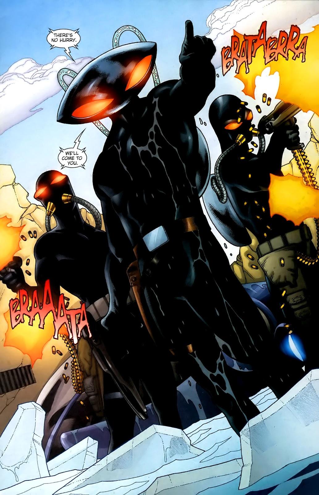 Aquaman (2003) Issue #36 #36 - English 10