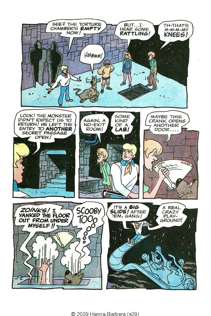 Read online Scooby-Doo... Where Are You! (1970) comic -  Issue #10 - 21