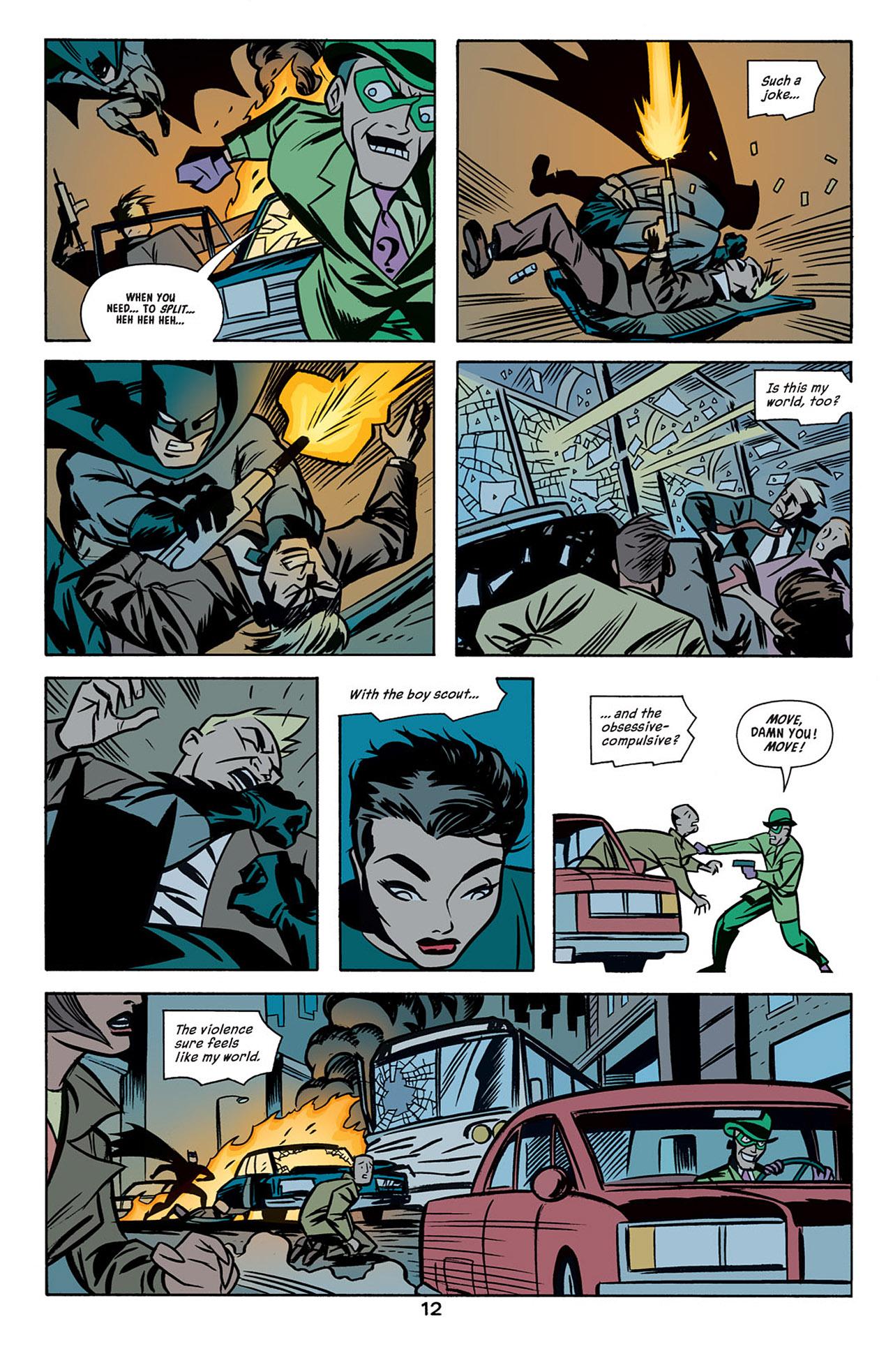 Catwoman (2002) #1 #83 - English 13