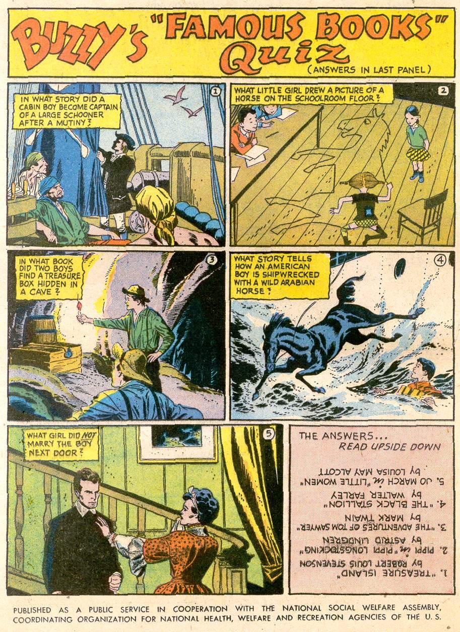 Read online Adventure Comics (1938) comic -  Issue #232 - 16