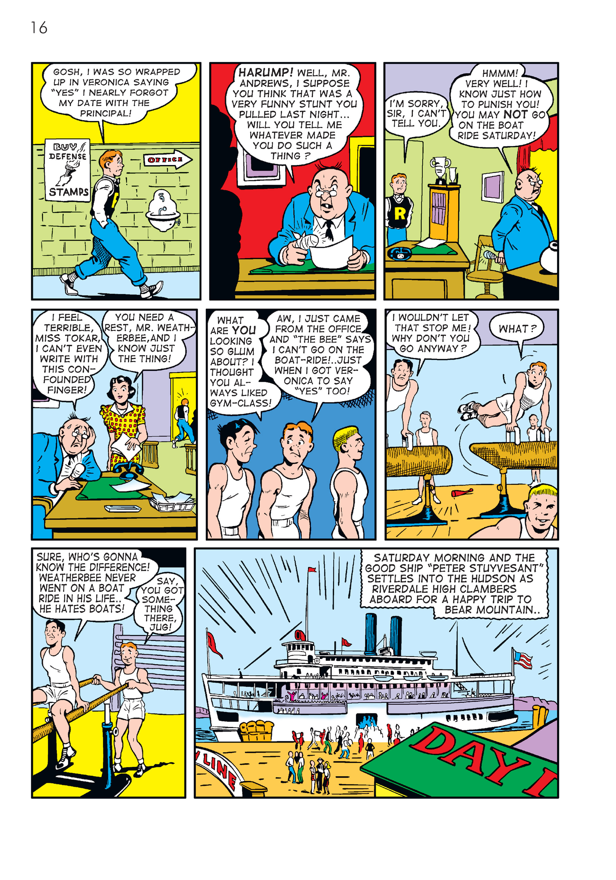 Read online The Best of Archie Comics comic -  Issue # TPB 4 (Part 1) - 17