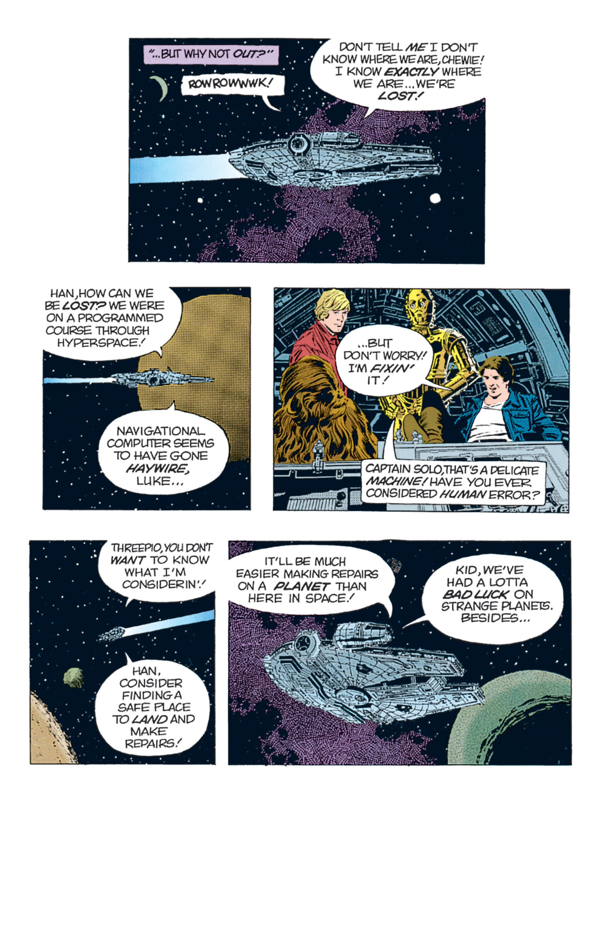 Classic Star Wars #17 #17 - English 13