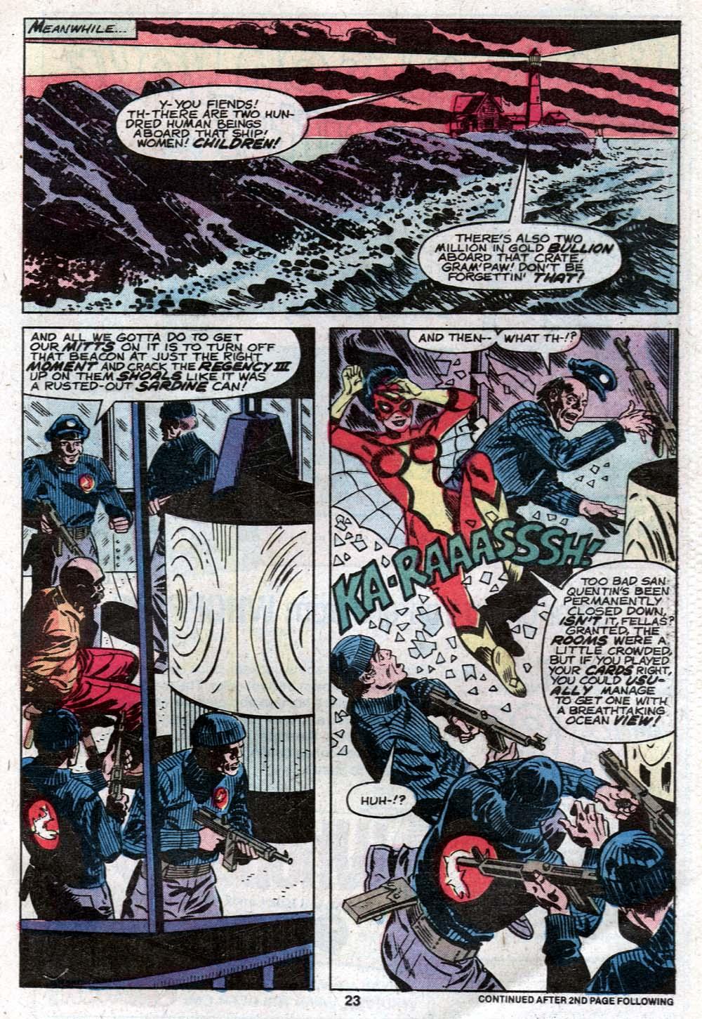 Spider-Woman (1978) #21 #30 - English 15