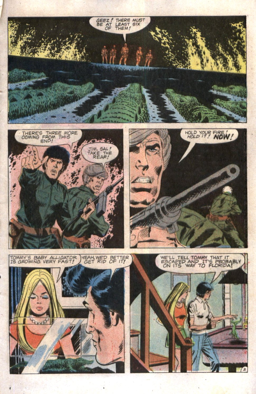 Read online Scary Tales comic -  Issue #16 - 25