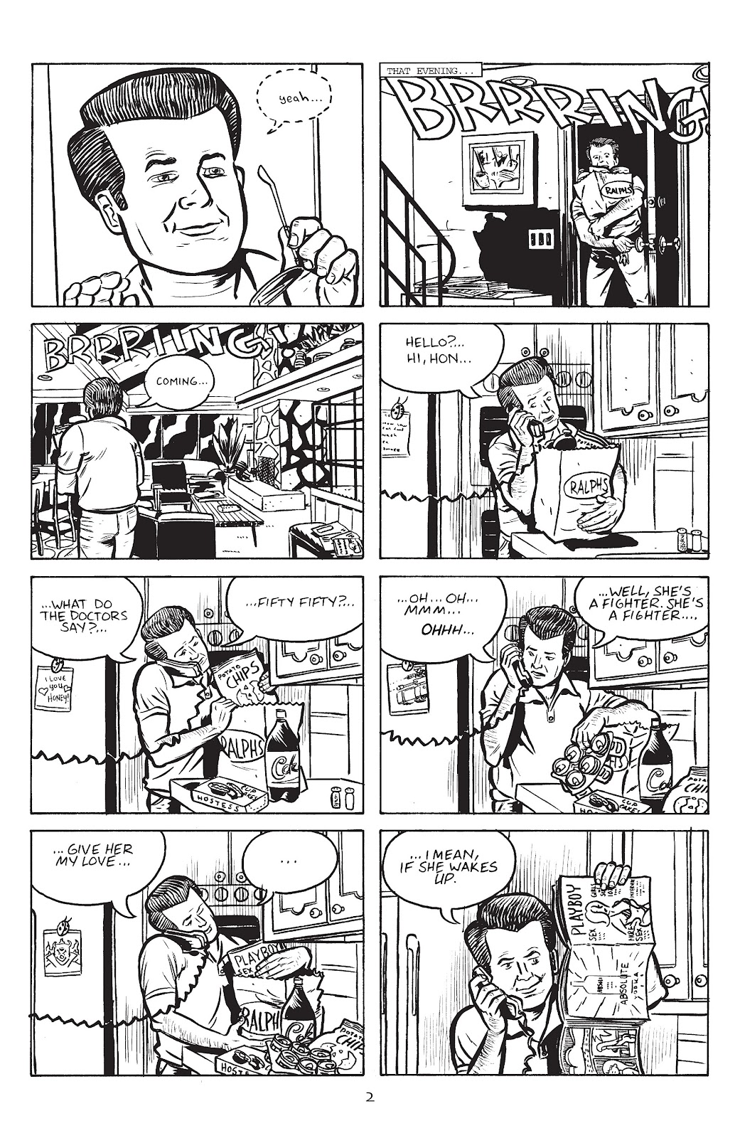 Stray Bullets Issue #22 #22 - English 4