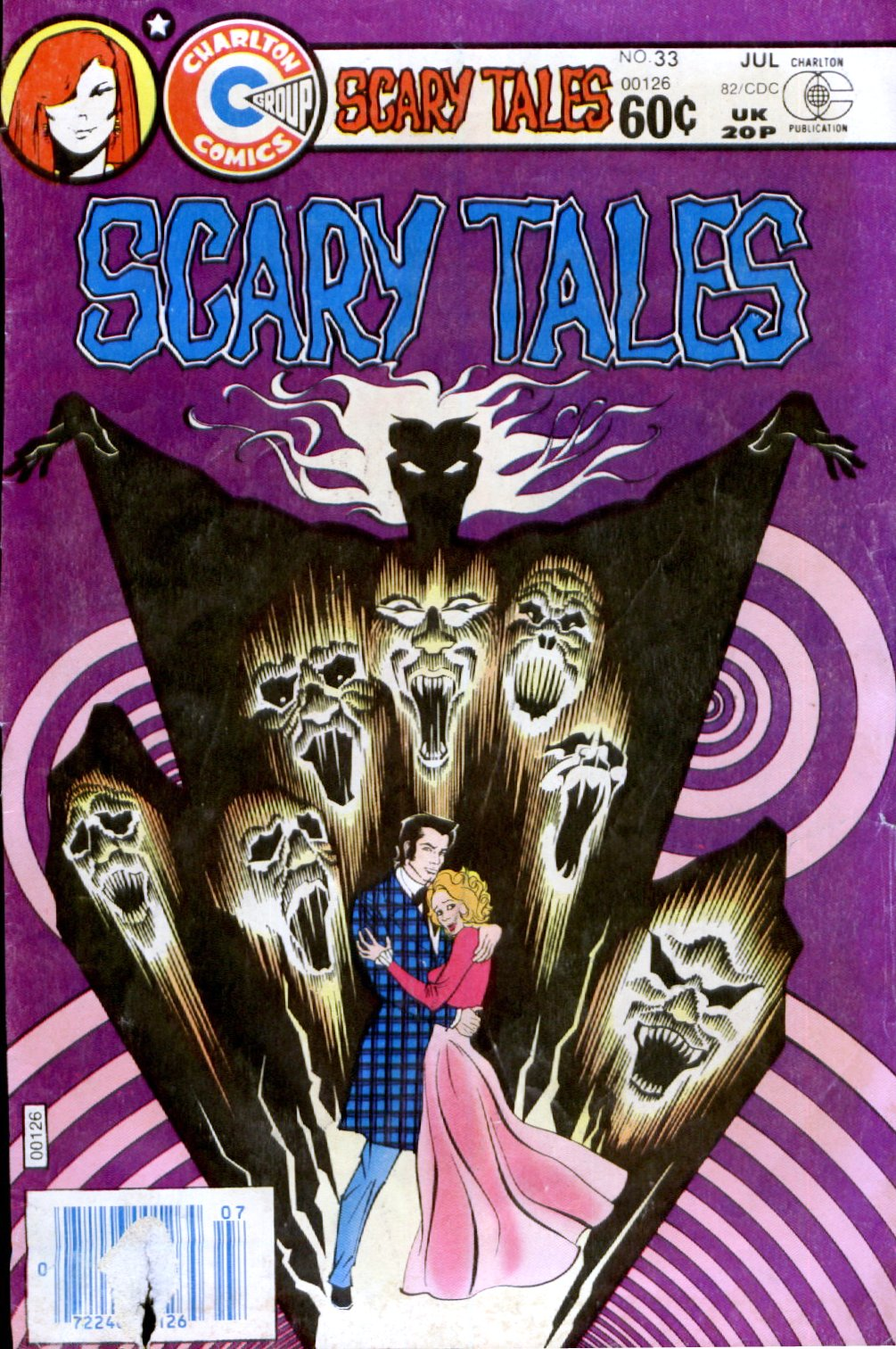 Read online Scary Tales comic -  Issue #33 - 1