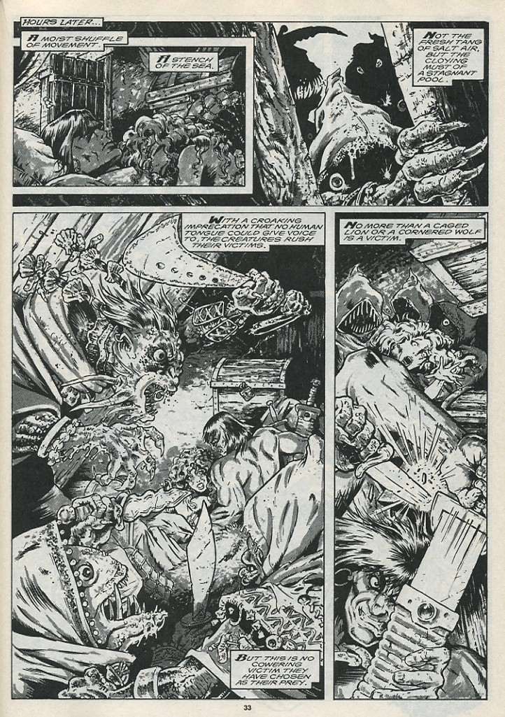 The Savage Sword Of Conan Issue #176 #177 - English 35