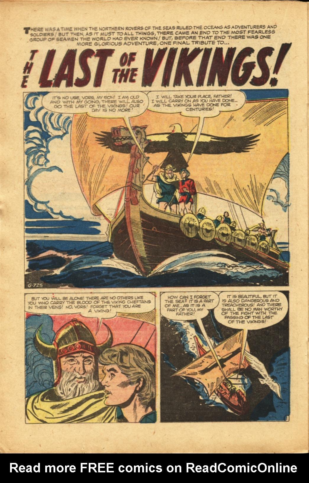 Sub-Mariner Comics #42 #42 - English 14