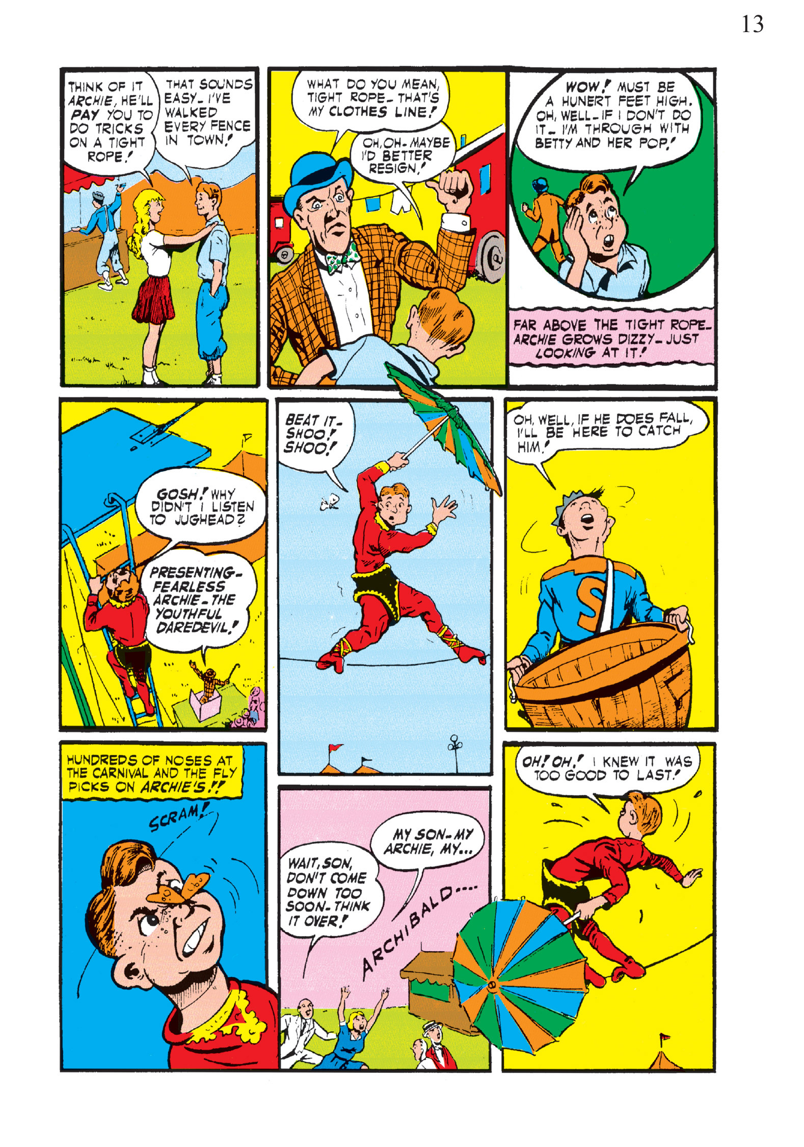 Read online The Best of Archie Comics comic -  Issue # TPB 1 (Part 1) - 12
