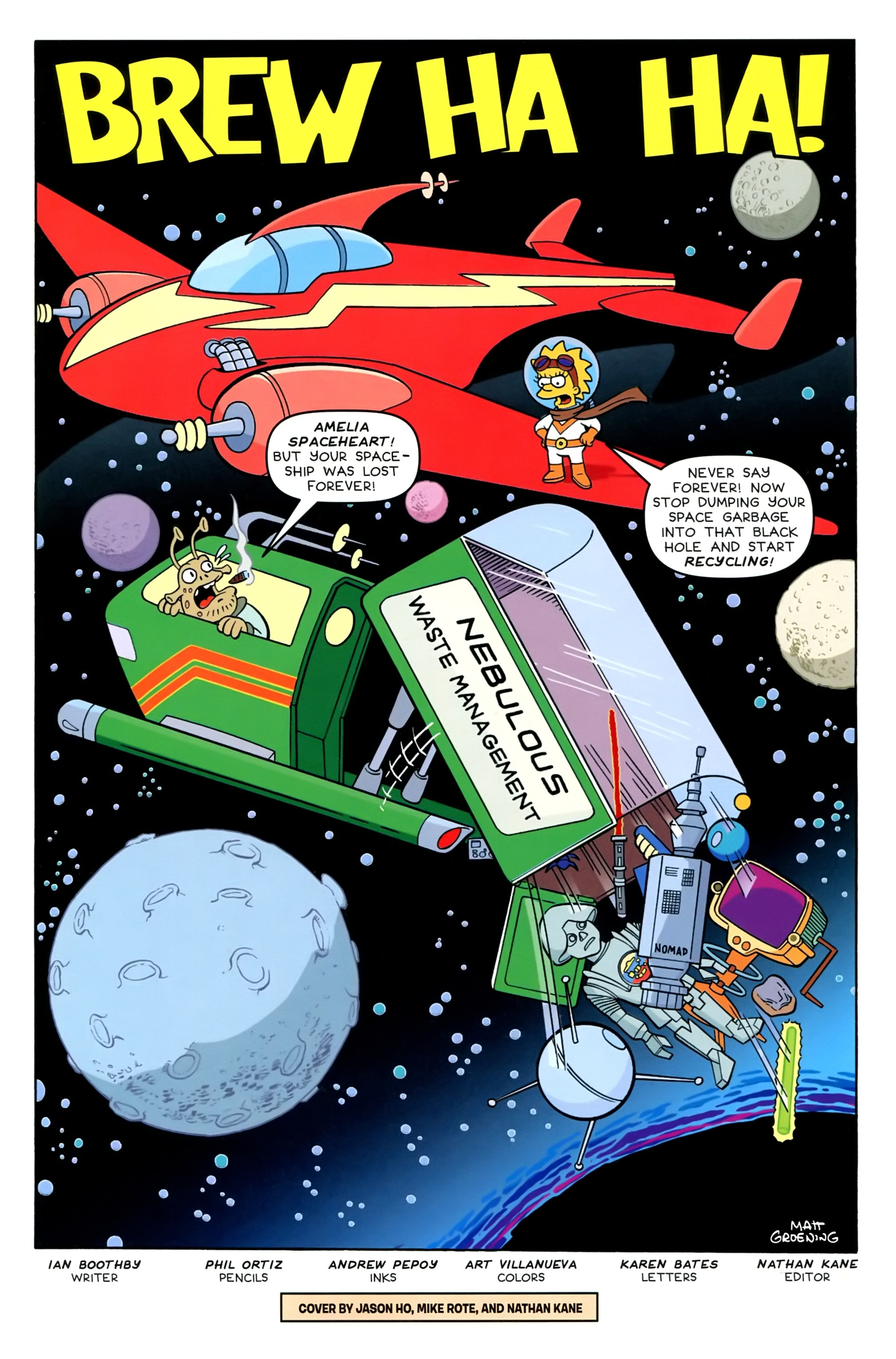 Read online Simpsons Comics comic -  Issue #239 - 3