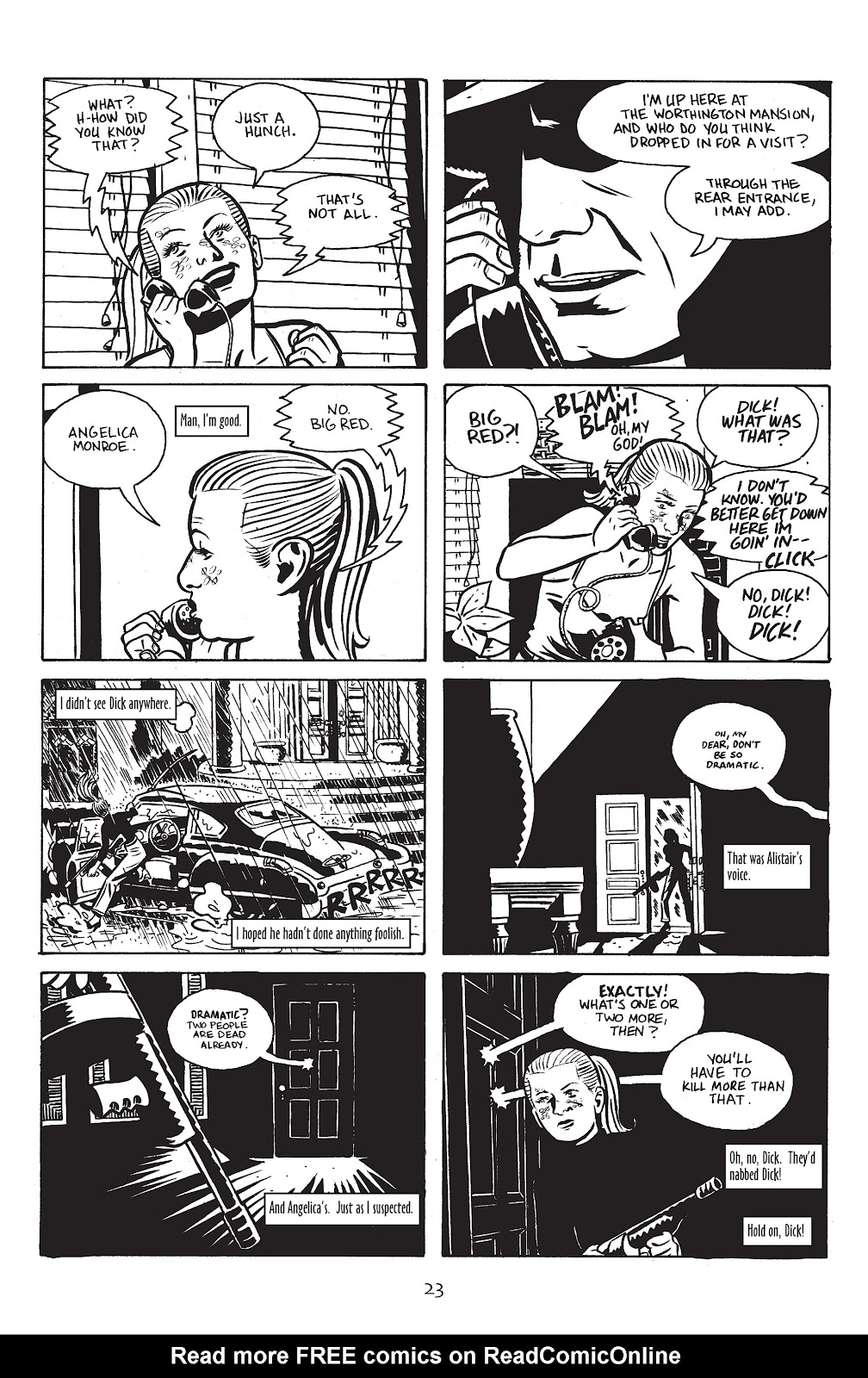 Stray Bullets Issue #18 #18 - English 25