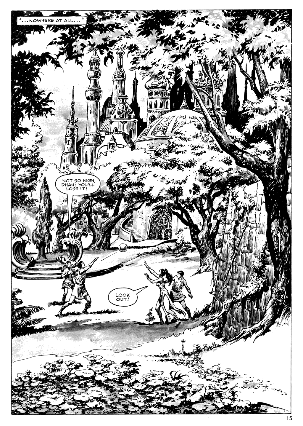 Of Conan  #164 - English 15