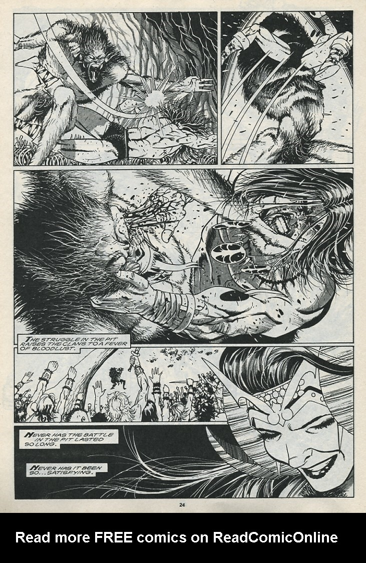 The Savage Sword Of Conan Issue #176 #177 - English 26