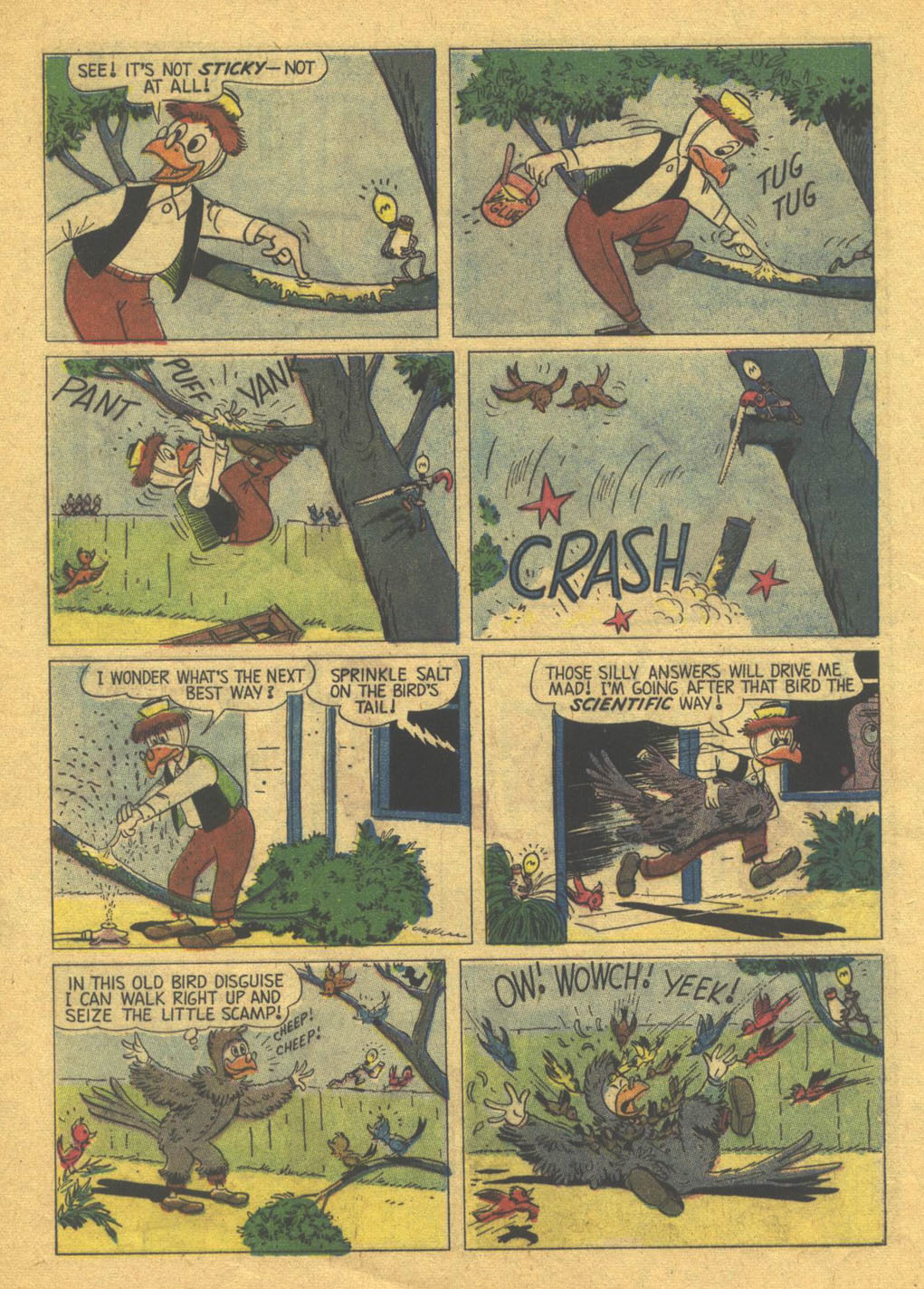 Uncle Scrooge (1953) #22 #383 - English 30