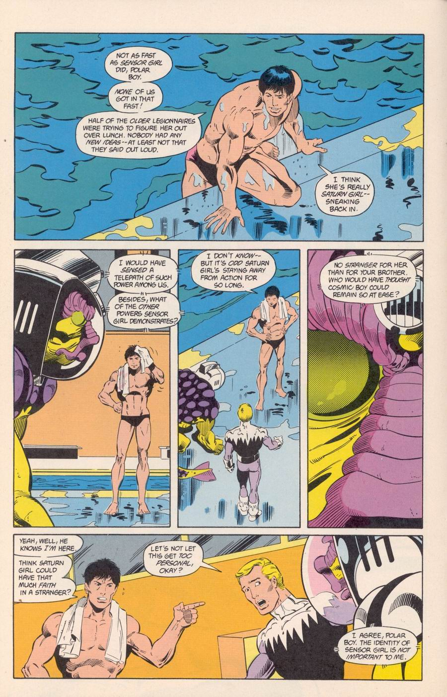 Tales of the Legion Issue #349 #36 - English 15