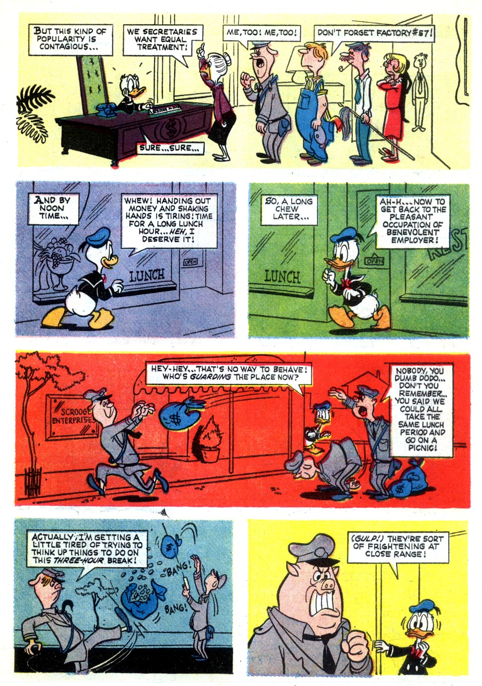 Uncle Scrooge (1953) Issue #40 #40 - English 30