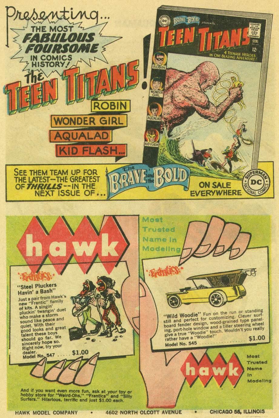 Read online Aquaman (1962) comic -  Issue #22 - 14