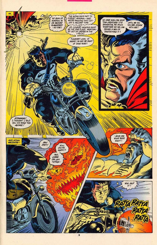 Read online Secret Defenders comic -  Issue #5 - 8
