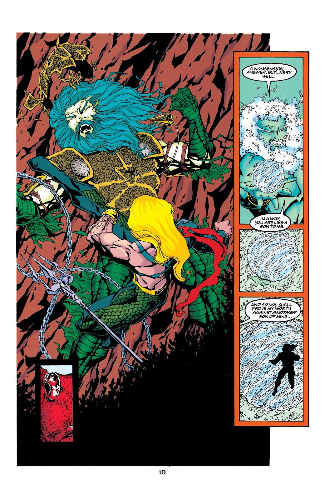 Aquaman (1994) Issue #34 #40 - English 9