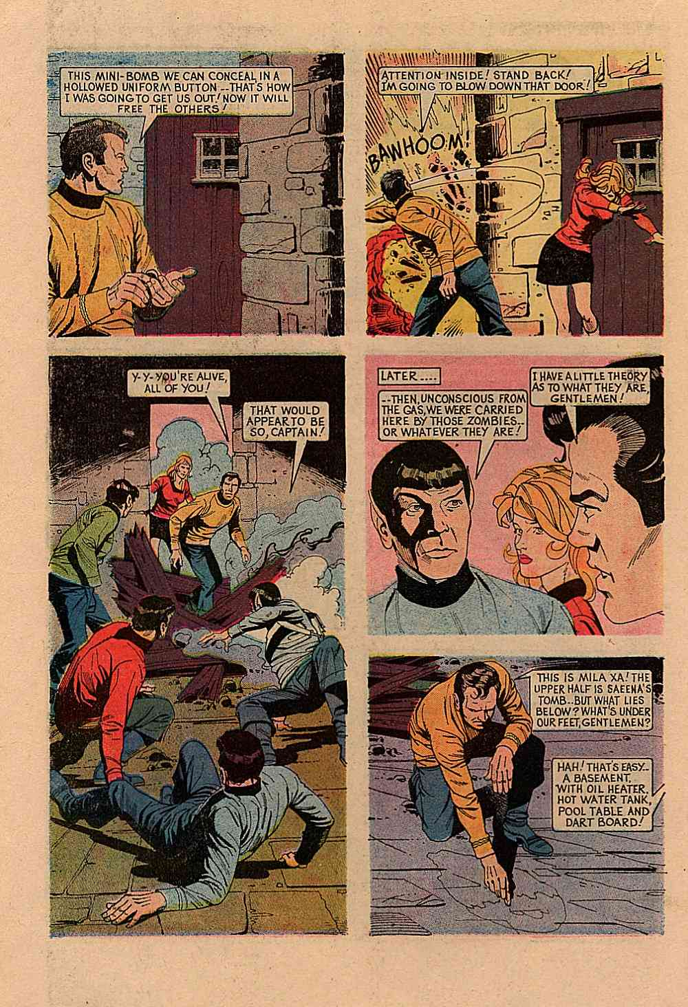 Star Trek (1967) Issue #19 #19 - English 17