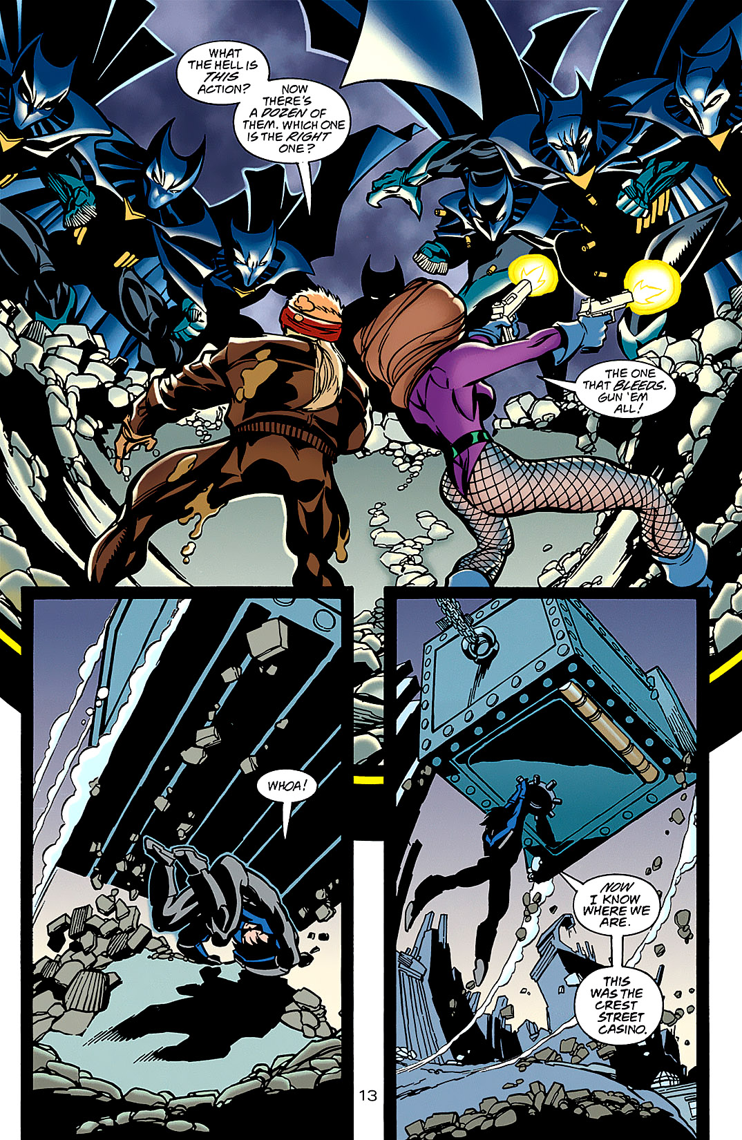 Nightwing (1996) chap 1000000 pic 14