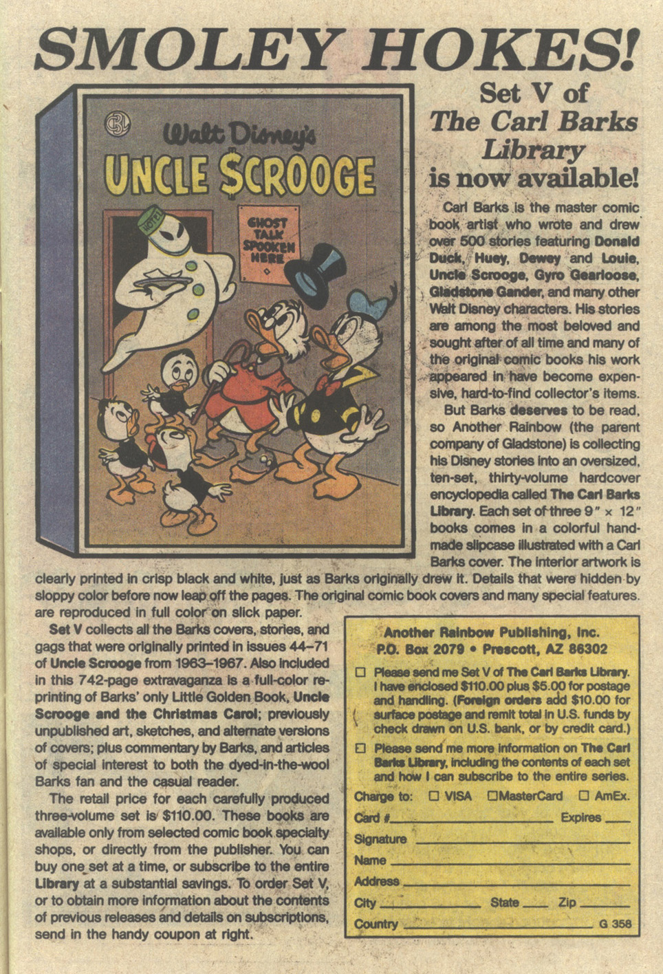 Uncle Scrooge (1953) Issue #241 #241 - English 27