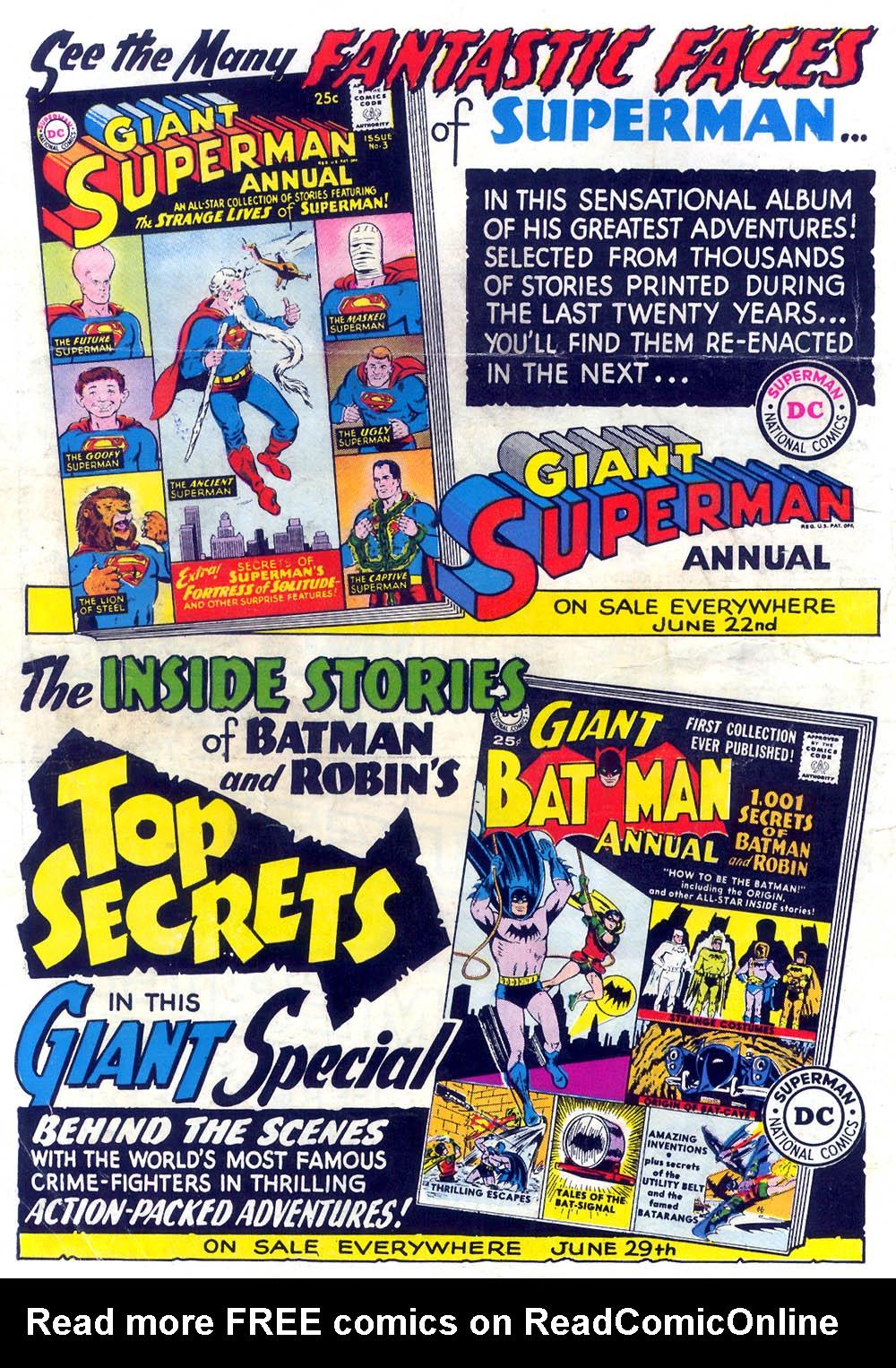 Read online Secret Origins (1961) comic -  Issue # Full - 74
