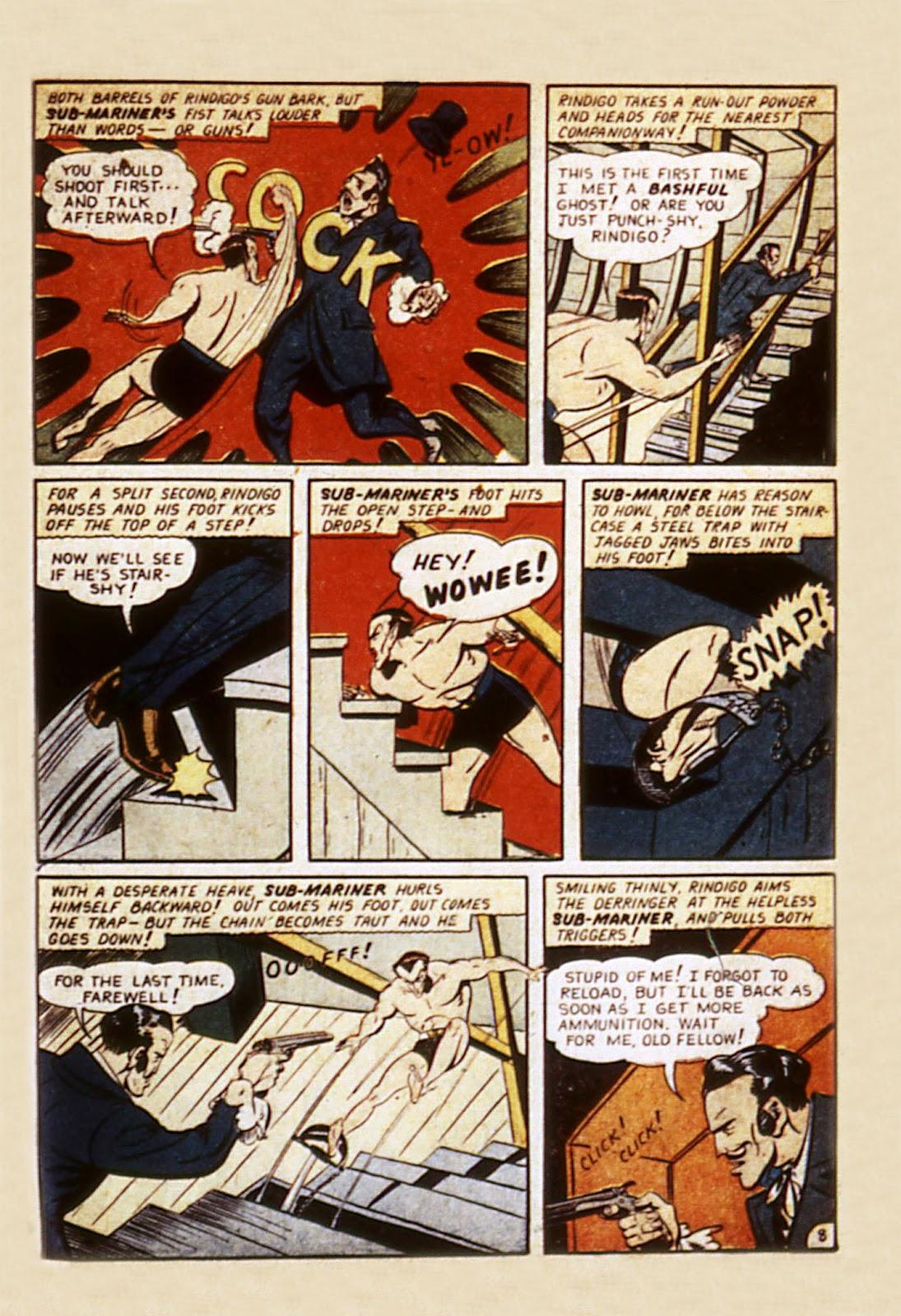 Sub-Mariner Comics Issue #7 #7 - English 53