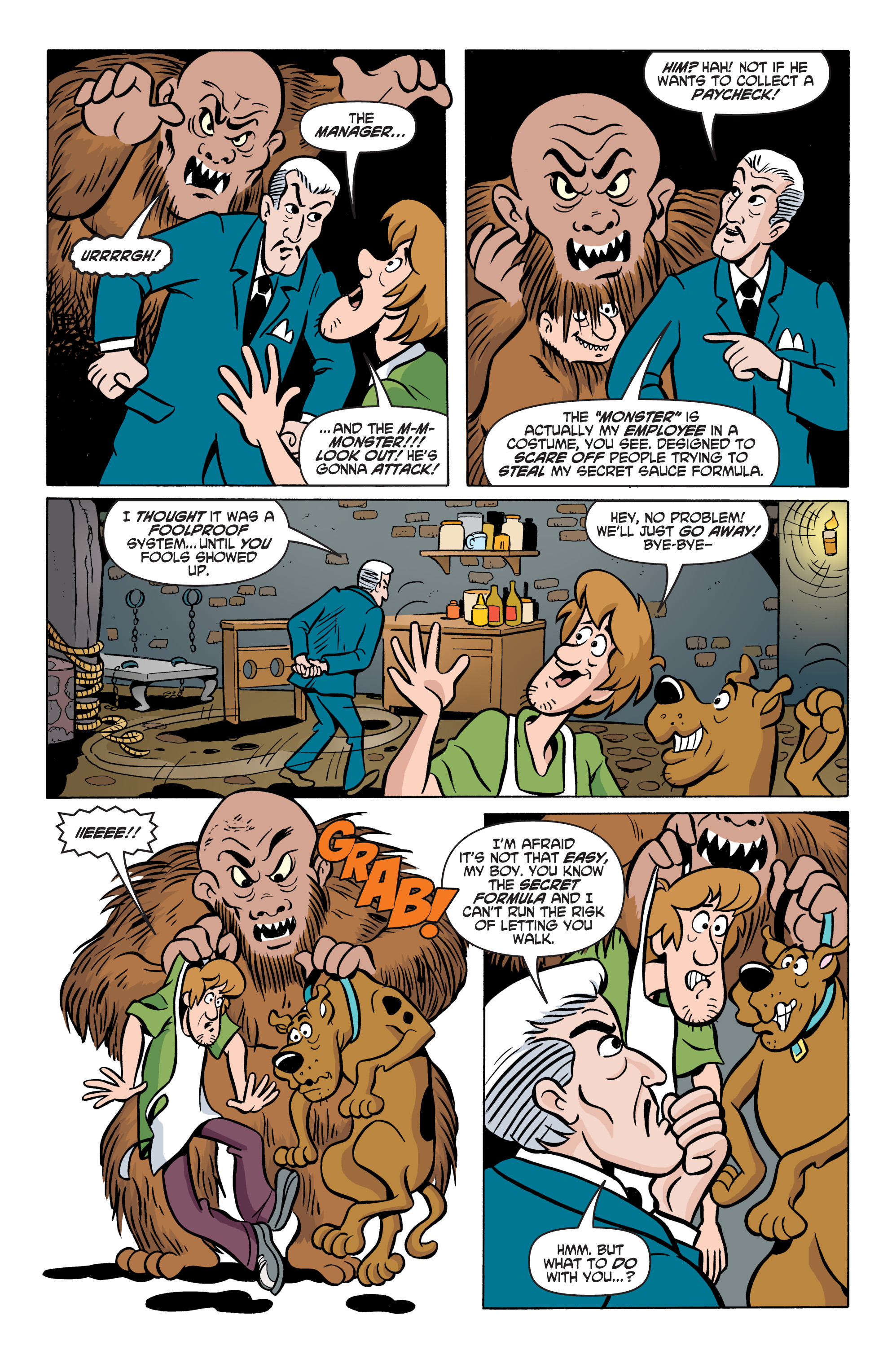 Read online Scooby-Doo (1997) comic -  Issue #84 - 21