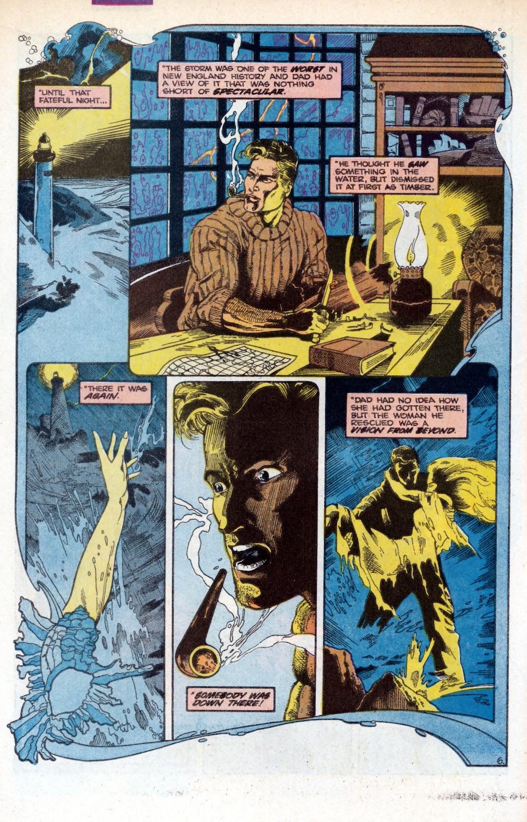 Aquaman (1986) Issue #3 #3 - English 10