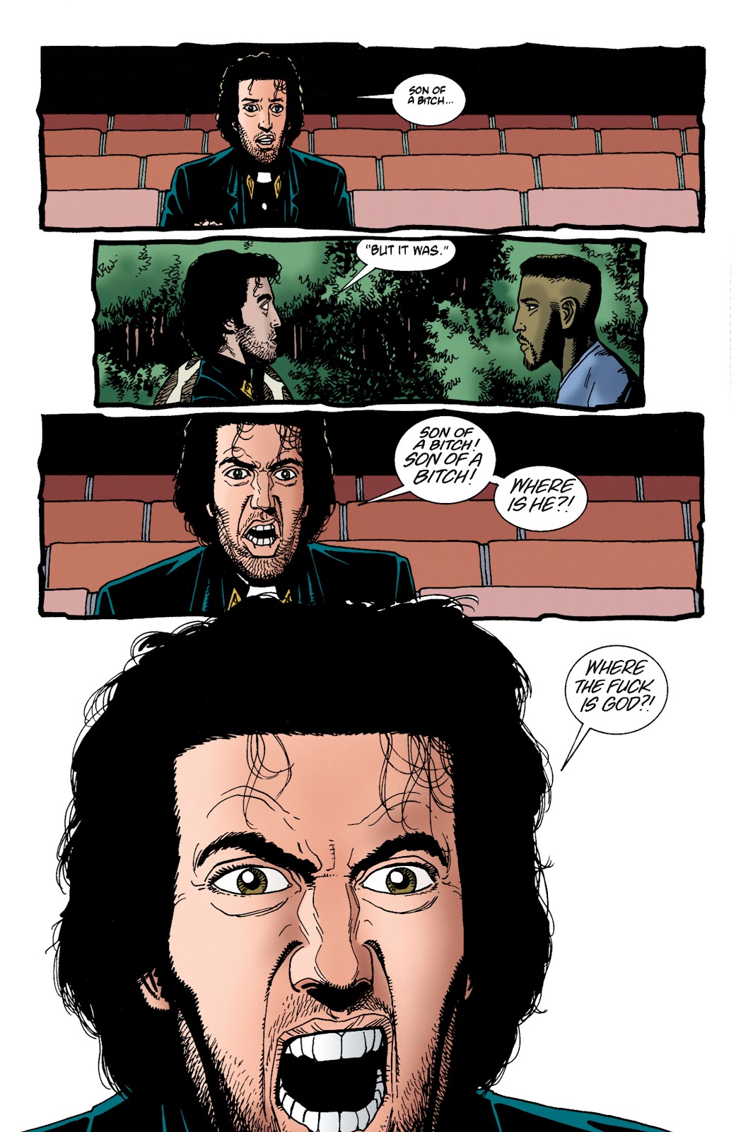 Preacher Issue #32 #41 - English 17